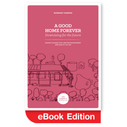 A Good Home Forever by Rosemary Morrow