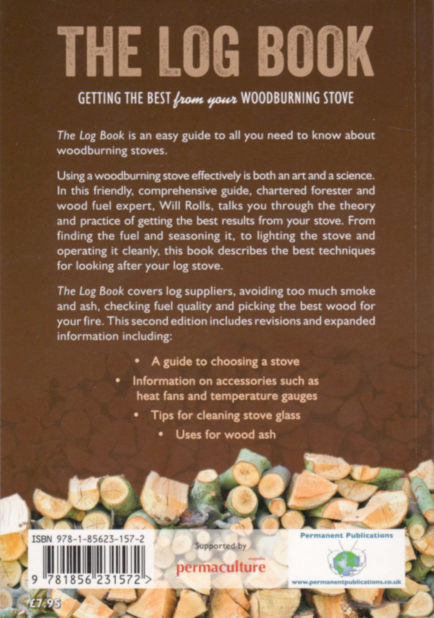 The Log Book Getting Best From Your Wood Burning Stove