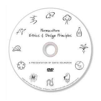 Permaculture Ethics & Design Principles DVD (in sleeve)