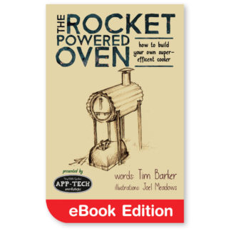 The Rocket Powered Oven by Tim Barker