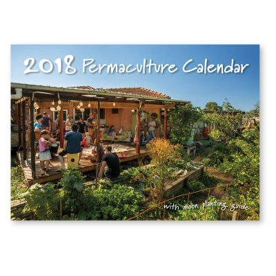 2018 Permaculture Calendar