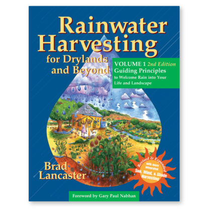 Rainwater Harvesting Vol 1 - 2nd ed