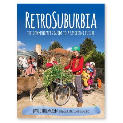 RetroSuburbia: the downshifter's guide to a resilient future 1
