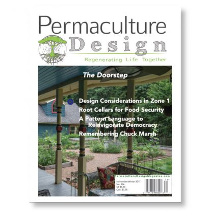 Permaculture Design Magazine Issue: 106 - Nov 2017