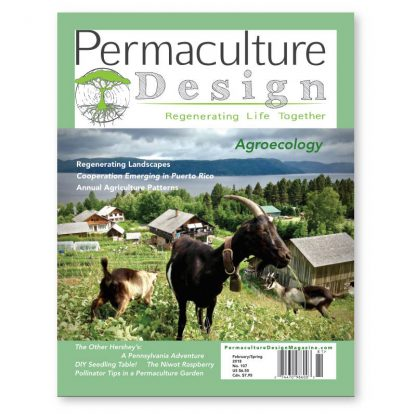 Permaculture Design Magazine Issue: 107 - Feb 2018