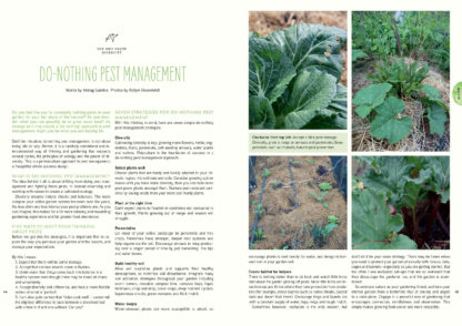 Pip Magazine: Australian Permaculture - Issue: 11