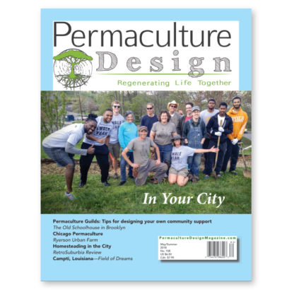 Permaculture Design Magazine Issue: 108 - May 2018