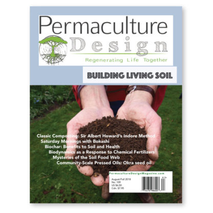 Permaculture Design Magazine Issue: 109 - August 2018